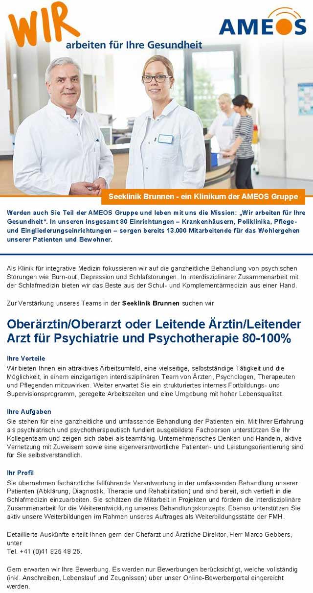 Klinikum Freising: Oberärztin / Oberarzt oder Leitende Ärztin / Leitenden Arzt für Psychiatrie und Psychotherapie (m/w/d)