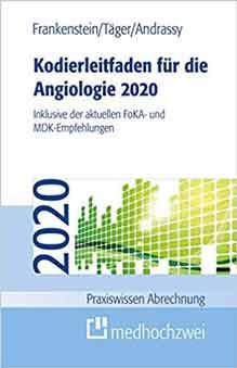 Kodierleitfaden 2020 für die Angiologie