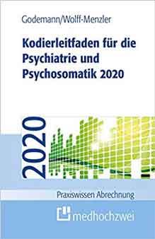 Kodierleitfaden 2020 für die Psychiatrie und Psychosomatik
