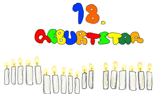 18. Geburtstag mydrg