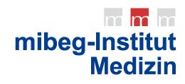 mibeg-Institut Medizin