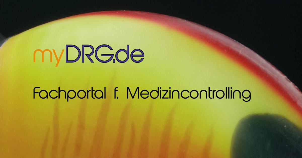 Stellenanzeigen - myDRG - Forum Medizincontrolling, Kodierung ...